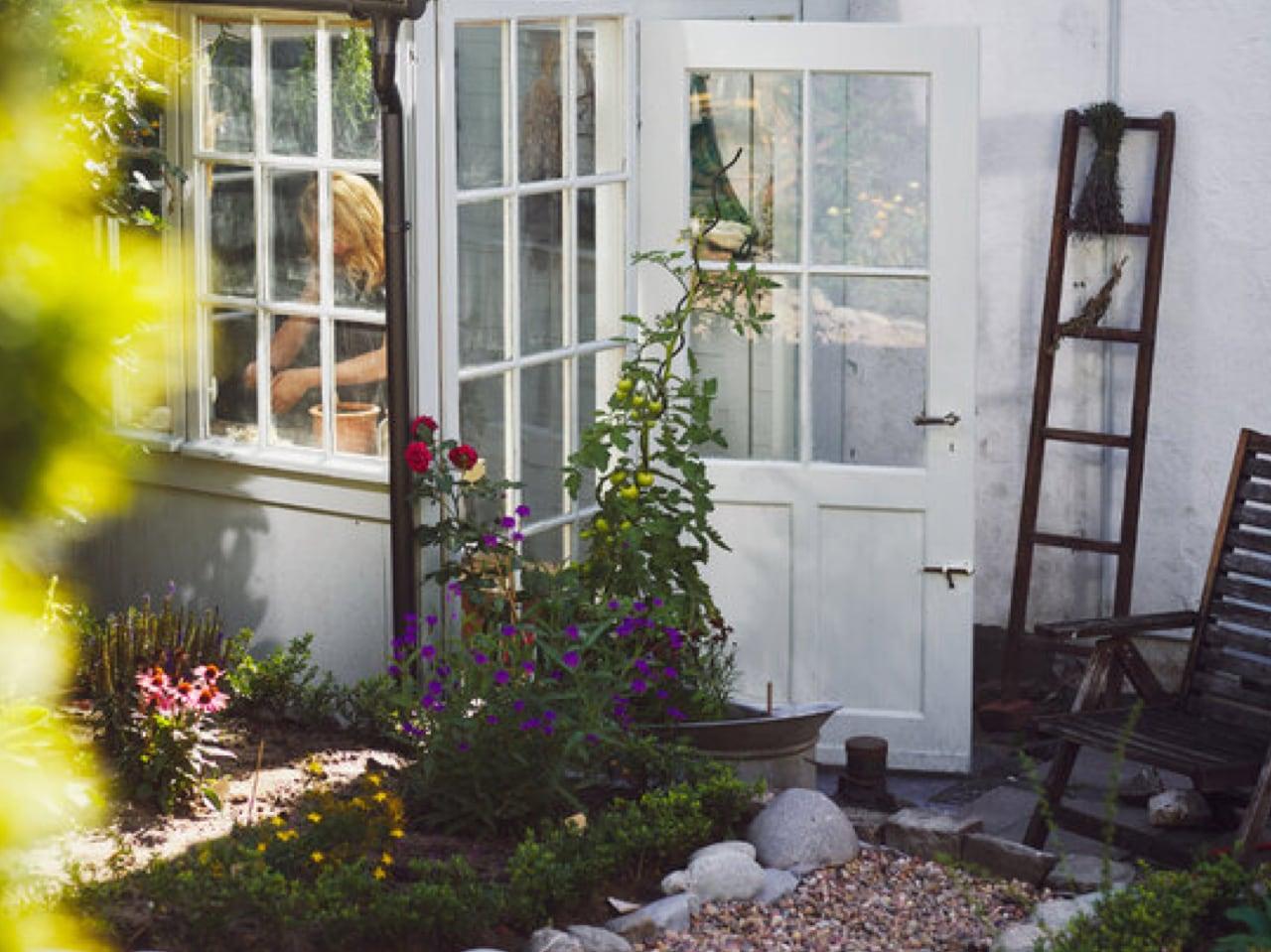 Kräuterpraxis Paracelsus Garten